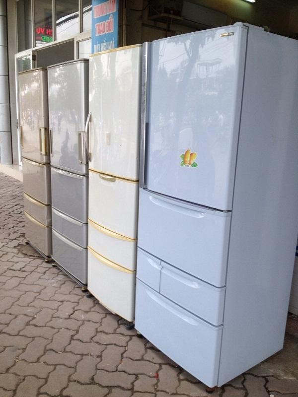 Tủ lạnh Mitsubishi hàng mới về