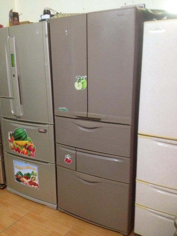 Tủ Lạnh Nhật National Inverter NR-F500T-SR2