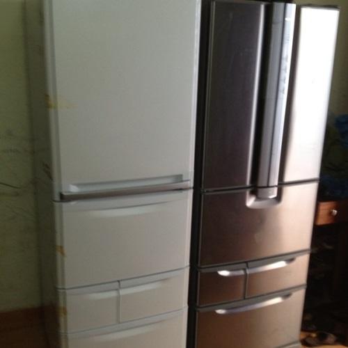 Tủ lạnh nhật National Inverter NR-F401A-SR