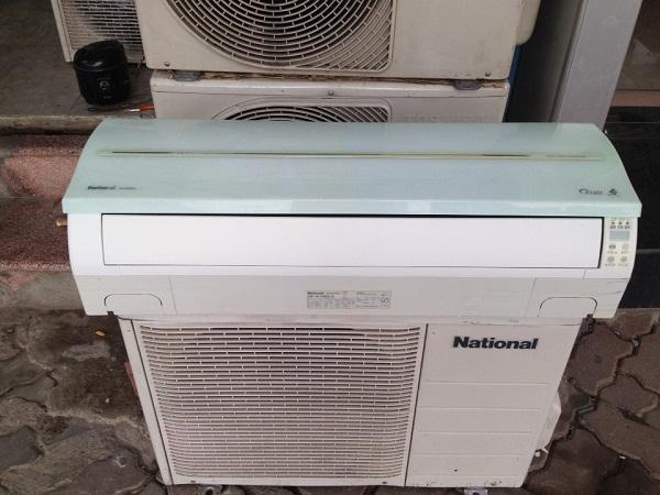 Tại sao nên mua máy điều hòa nhật bãi National1