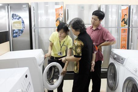 6 điều cần biết khi lựa chọn mua máy giặt 3