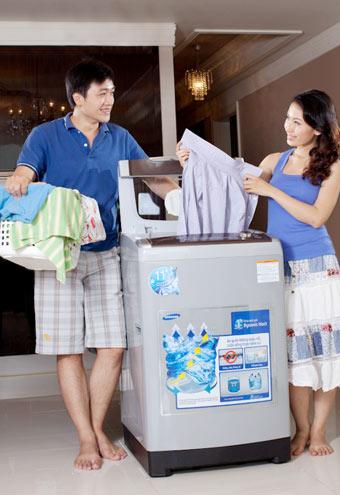 6 điều cần biết khi lựa chọn mua máy giặt 1