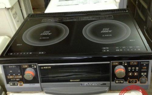 Bếp từ nhật Sharp Inverter - CY-S40-B