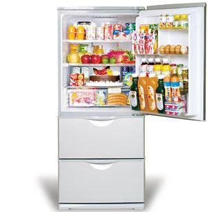 Tủ lạnh Sanyo và 3 bước đơn giản để vệ sinh tủ lạnh Nhật4