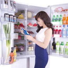 Cách chọn mua tủ lạnh nội địa nhật thông minh