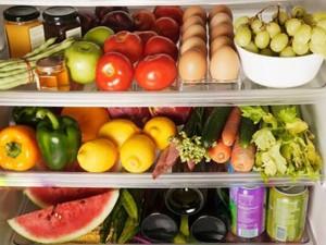 Sai lầm thường gặp khi bảo quản thực phẩm trong tủ lạnh nhật3
