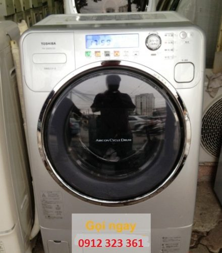 Máy giặt Nhật Toshiba Inverter TW-2500VC(S)