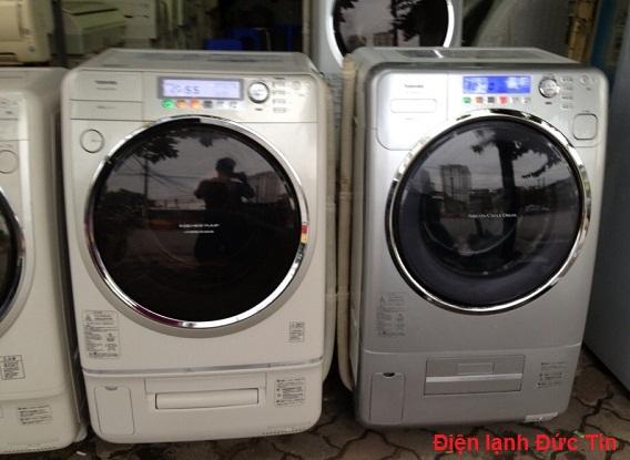 Máy giặt Nhật bãi chất lượng tốt nhất tại Điện lạnh Đức Tín