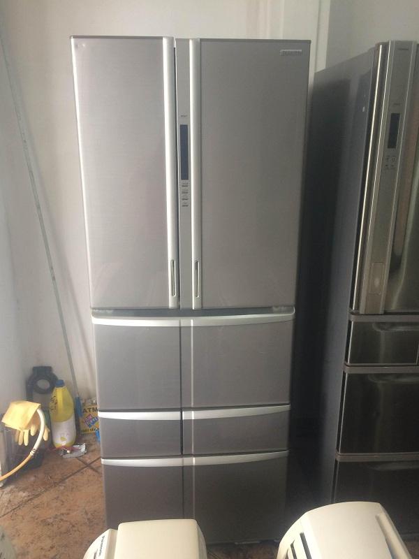 Tủ lạnh Nhật Toshiba GR-B50F(S)