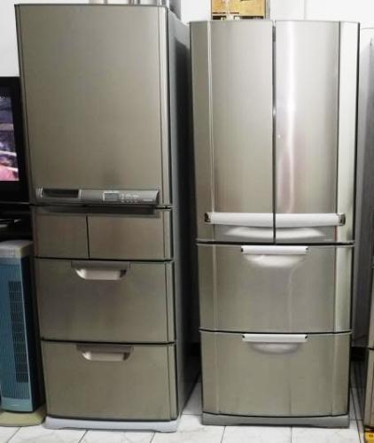 Tủ lạnh nội địa Nhật Toshiba Inverter